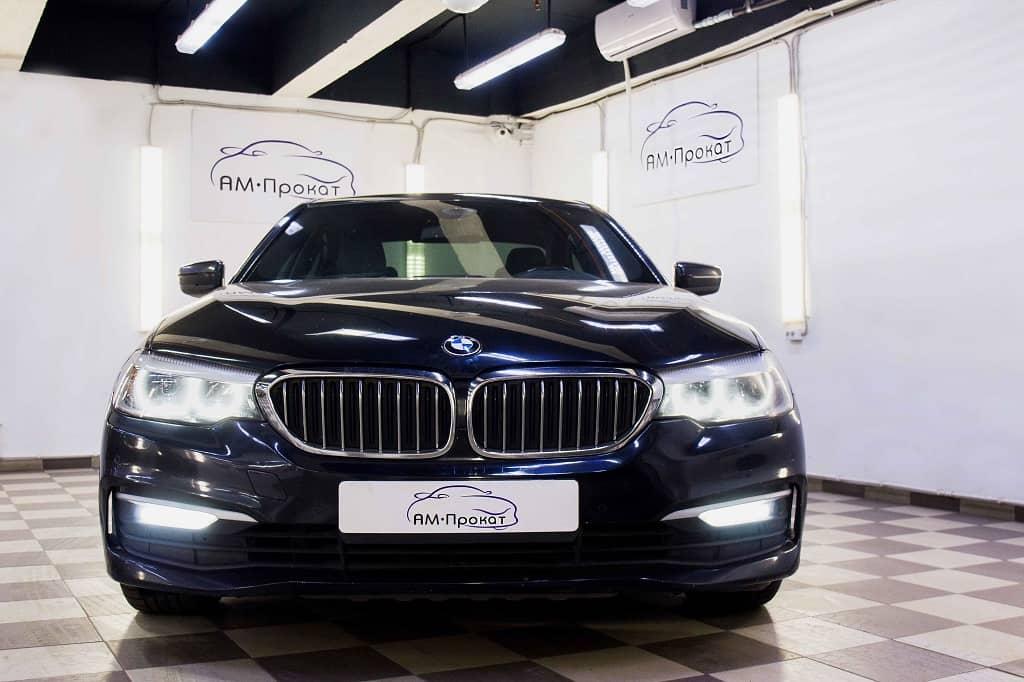 Аренда BMW 520D 2017