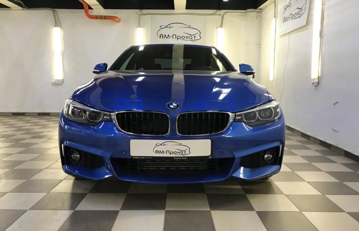 Аренда BMW 420D XDRIVE