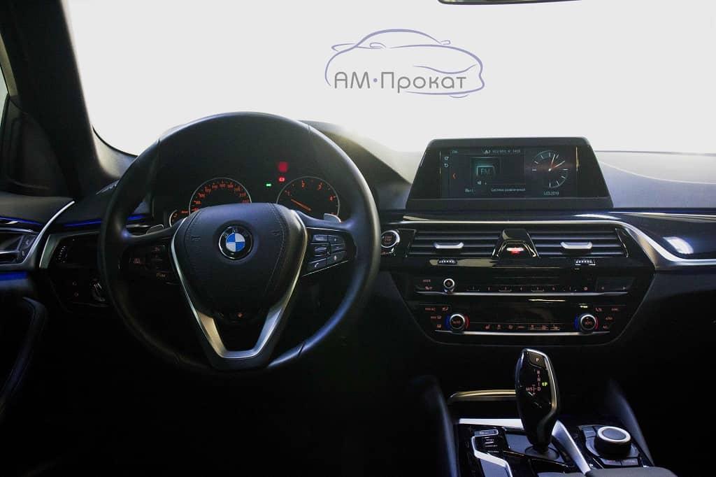 Аренда BMW 520d